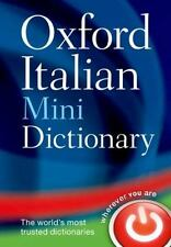Oxford Italian Mini Dictionary: By Oxford Dictionaries
