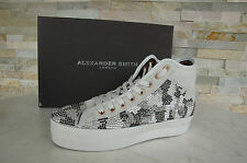 Alexander Smith London 40 baskets montantes Paillettes Chaussures neuf