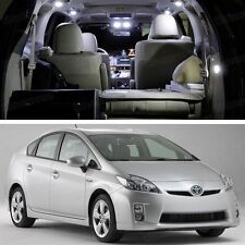 4 LED White Light Interior Package Deal for Toyota Prius 2005-2014 Error Free