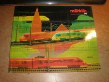 Marklin catalogue 1987-88    Language: german   Katalog 1987-88 Deutsch