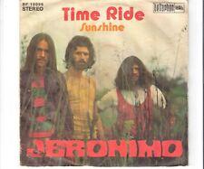 JERONIMO - Time ride