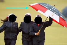 Brand New Official USA Team Curtis Cup Golf Umbrella