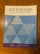 ICD-10-PCS 2020: the Complete Official Codebook by American Medical Association