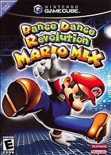 Dance Dance Revolution: Mario Mix (Nintendo GameCube, 2005) game only!