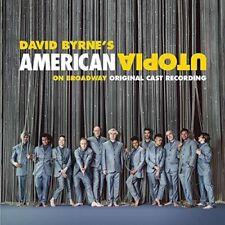 David Byrne - American Utopia On Broadway (Original Cast Recording) [N