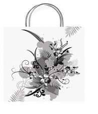 2 SMALL BEAU WHITE LUXURY SMALL BAG GIFT HEN NIGHT WEDDING PARTY EVENT