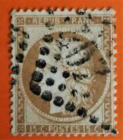 TIMBRE DE FRANCE TYPE CERES  N° 55 (TB-902-1) TB COTE Oblit !! Losange GC 407