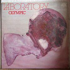 OLYMPIC - LABORATORY -   !!! LEGEND CZECH PROG ROCK !!!