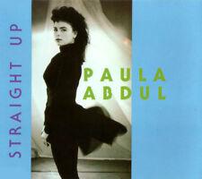 PAULA ABDUL - Straight up 4TR CDM 1989 SYNTH-POP / HOUSE
