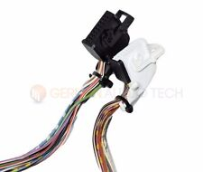 (2) WIRE PLUG HARNESS for BMW E36 3-SERIES 18 BUTTON ON BOARD COMPUTER OBC MID
