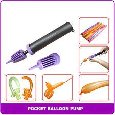 Borosino Pocket Pump - Hand pump for modelling balloons