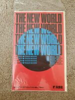 THE NEW WORLD #1 (NM-) IMAGE COMICS 1ST PRINT 2018 ALES KOT OPTIONED MATURE