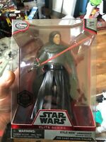 STAR WARS ELITE SERIES KYLO REN Unmasked DIE CAST ACTION FIGURE