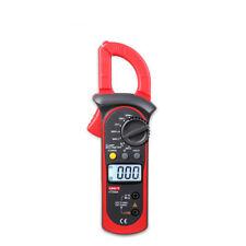 UNI-T UT200A LCD Digital-Stromzangen-Multimeter AC 200A Resistance Clamp Meter