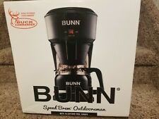 BUNN Speed Brew Outdoorsman 10-Cup Home Coffee Brewer - Realtree Camo and Black