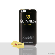 "Estuche/Cubierta Para Cerveza De Apple Iphone 7 Plus (5.5"")/Protector De Pantalla/GEL/Guinness"
