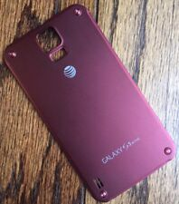 New Battery Back Plate Cover Door For Samsung Galaxy S5 Active G870 G870A Red