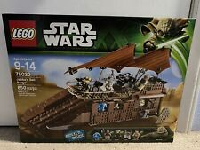 Lego Star Wars Jabba's Sail Barge 75020 (New) (Sealed)