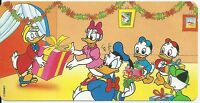 "Carte Postale DISNEY FAMILY "" CARTE 19.5 X 10 OFFERTE PAR NESTLE """