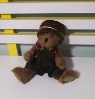 FORREST SETTLER DESIGN MELBOURNE BEAR SOFT TOY PLUSH TOY 19CM TALL!