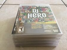 DJ Hero (Game Only) (Sony PlayStation 3, 2010) PS3 NEW