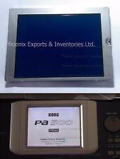 New & Original Korg LCD Screen for Korg PA500 M50 Blue display