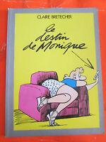 BD SOUPLE / 1983 / LE DESTIN DE MONIQUE / B13E1