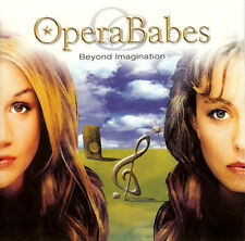 OPERA BABES Beyond Imagination CD, 2002 Good Condition