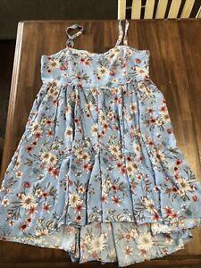 Torrid Women's Plus Size 1 Floral Summer Dress