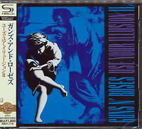 GUNS N'ROSES-USE YOUR ILLUSION II-JAPAN SHM-CD ttt