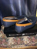 Beverly Hills Polo Club BP91476 Men's Slip On Loafers Size 7