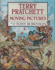 MOVING PICTURES (Discworld 10) by Terry Pratchett ~ Two-Cassette Audiobook