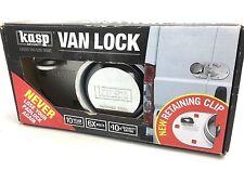 CK Tools Kasp K50073A Seguridad De Servicio Pesado van Lock & cerrojo Candado