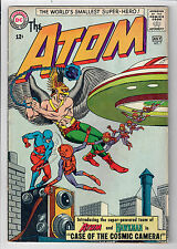 The Atom #7 - Grade 6.0 - First Atom & Hawkman Team-Up!
