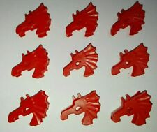 6268960 4569089 Lego 4498 Köcher Pfeile rot braun reddish brown 4211160