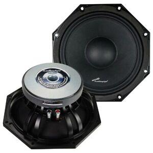 """AUDIOPIPE AOCT-1050 -10"""" Octagon Low Mid-Frequency Loudspeaker 800W Single SPKR"""