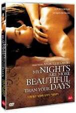 My Nights are More Beautiful Than your Days (1989) - Sophie Marceau DVD *NEW