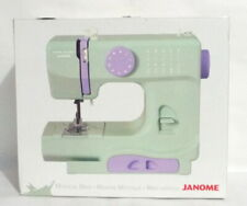 Janome Mint Basic 10-Stitch Portable Sewing Machine NEW CONDITION OPEN BOX