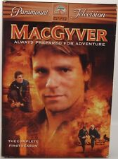 MacGyver - The Complete First Season (Dvd, 2005, 6-Disc Set) Season One