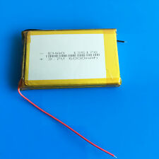3.7V 6000mAh lipo battery for Tablet PC DVD Power Bank Mobile phone Tvbox 135178