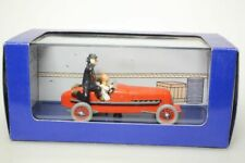 Voiture Tintin N°02 le Bolide Rouge cigares des pharaons 1 43