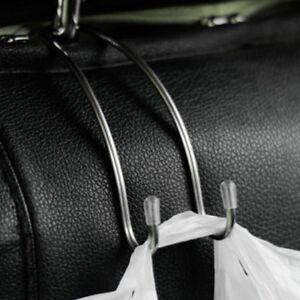 1pc Auto Car Seat Truck Coat Hook Purse Shopping Bag Hanger Organizer Holder.