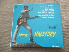 "RARE! CD DIGIPACK ""JOHNNY HALLYDAY N°1 - VIENS DANSER LE TWIST"" 8 titres"