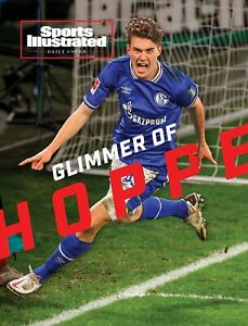 Matthew Hoppe USA Soccer Sports Illustrated cover Photo - select size