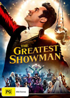 The Greatest Showman DVD R4 New!
