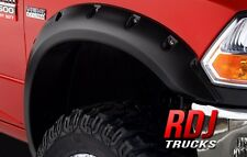 RDJ TRUCKS PRO-OFFROAD DODGE RAM 2500/3500 2010-2017 BOLT-ON STYLE FENDER FLARES