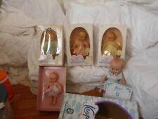 Lot Of 5 Kewpie Dolls Cameo Jesco Vinyl Collectable