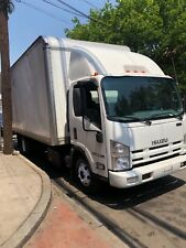 ISUZU  NPR  20ft box 2011