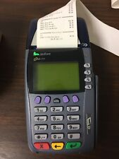 Verifone Omni 3750 Credit Card Machine