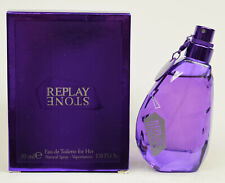 Stone For Her by Replay  Perfume  30ml  Eau De Toilette EDT Spray  NEW & SEALED